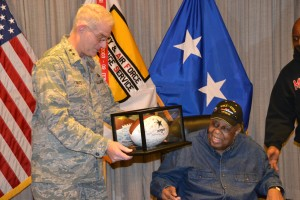 Staff Sgt. (Ret.) Bud Moore Ceremony