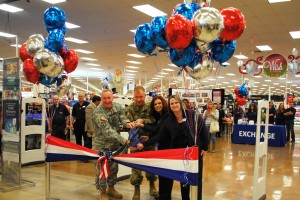 Fort Carson ribbon cutting