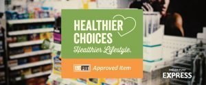 Healthier Choices Tag