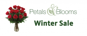 petals and blooms winter sale