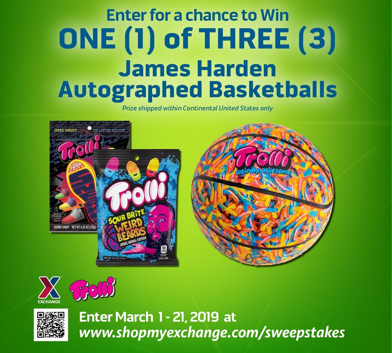 736b2a2e73ab Enter the Trolli Sweepstakes for a chance to win – click image to enter