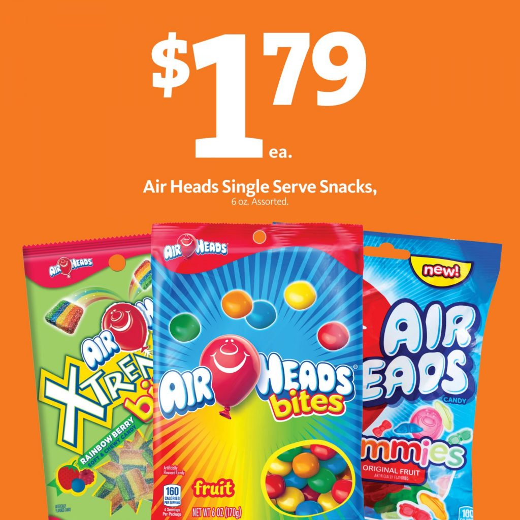 Express: Airheads $1 79 - Exchange Community Hub