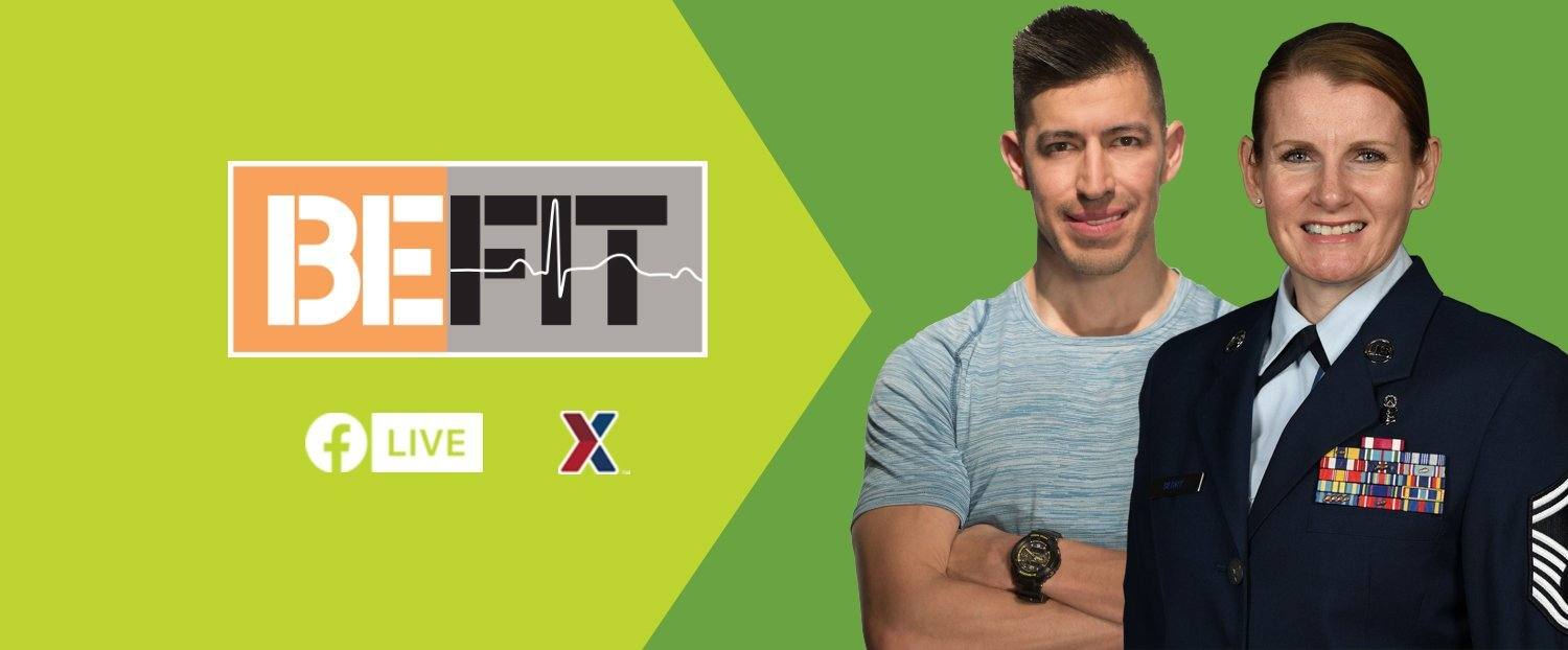 Roy Montez Be Fit Live Workout