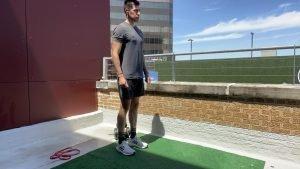 Roy Montez Be Fit Live Workout