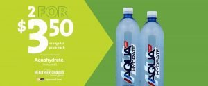 Express - BeFit Aquahydrate 2/$3.50