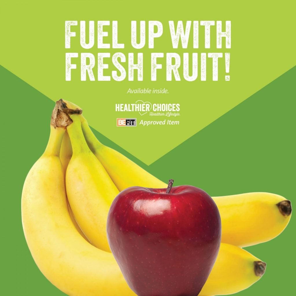 Express - Be Fit with Fresh Fruit