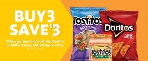 Express - Frito Lay Buy 3 Save $3