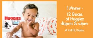 Kimberly Clark Baby Week Sweepstakes