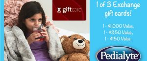 Abbott Pedialyte Baby Week Sweepstakes
