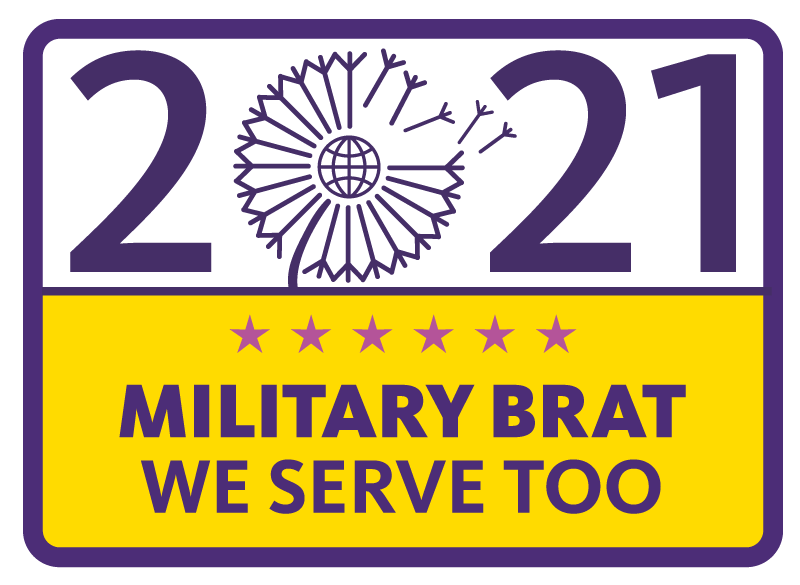 2021 Month Of The Military Child Patch
