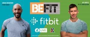 BEFIT X Fitbit Live - Banner