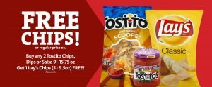 Express - FREE Chips with Tostito Purchase