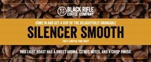 Express - Black Rifle Coffee Company - Silencer Smooth Roast