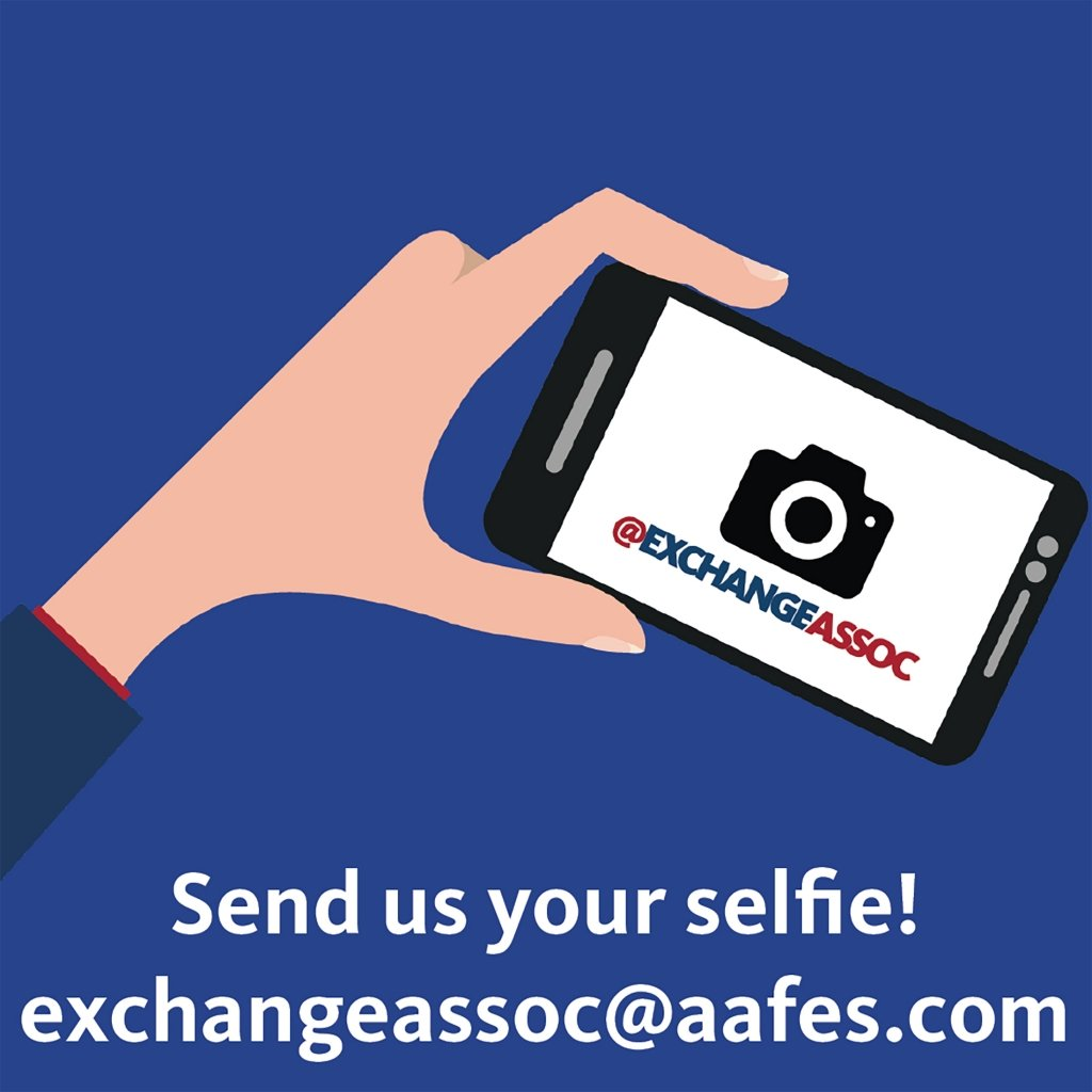 Exchange Associate Instagram
