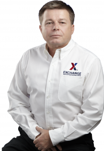 Exchange Chief Operating Officer Dave Nelson