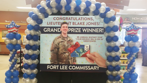 Fort Lee Commissary - Grand Prize Winner