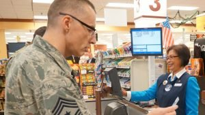 MILITARY STAR Card accepted at Commissary