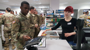 Two Polish-Run Exchange Stores Make History at the Tip of the Spear