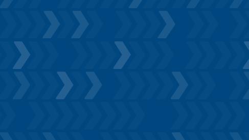 Blue chevron pattrn