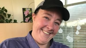 Jessica Kaiser, foreman at Ramstein AB's Taco Bell in Germany, performed one of the first evaluations under the new system.