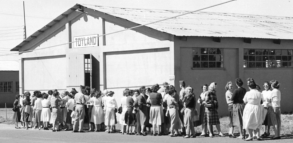 Kagnew Station, Ethiopia, 1963