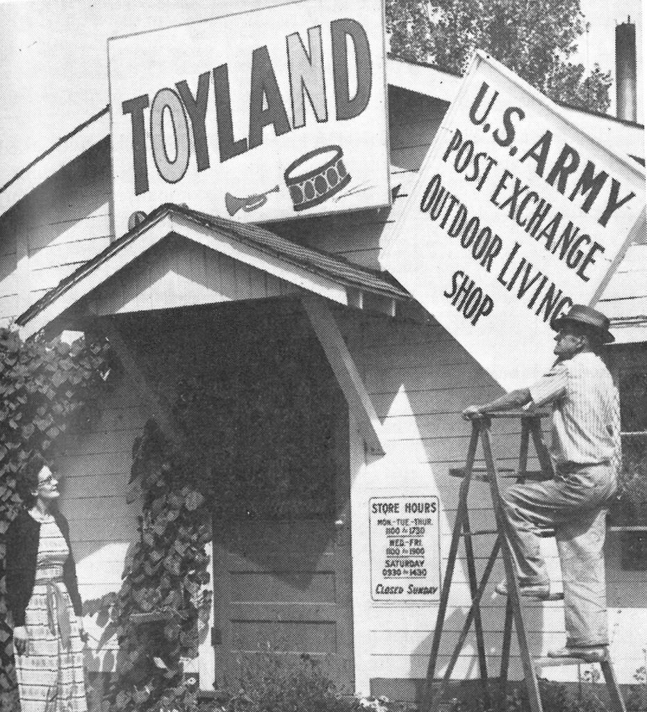 Fort Benjamin Harrison, Ind., 1959