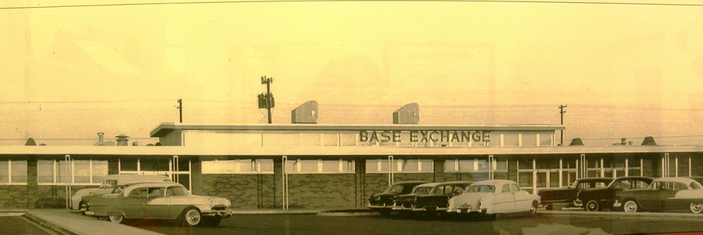 Dyess AFB, mid-1950s