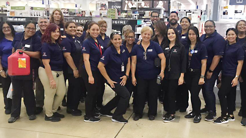 """""""The associates are confident that they are going to be okay because they were okay and made it through Maria. Some are anxious, based on their Maria experiences, but we are an experienced team working together and all of us know that we will be okay."""""""