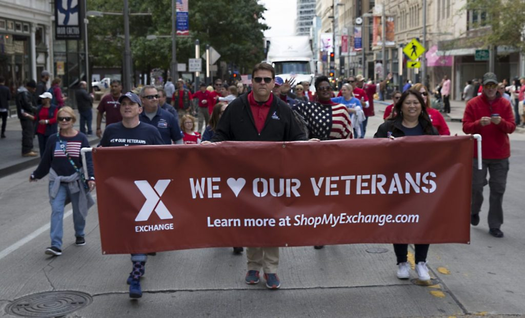 VeteransParade