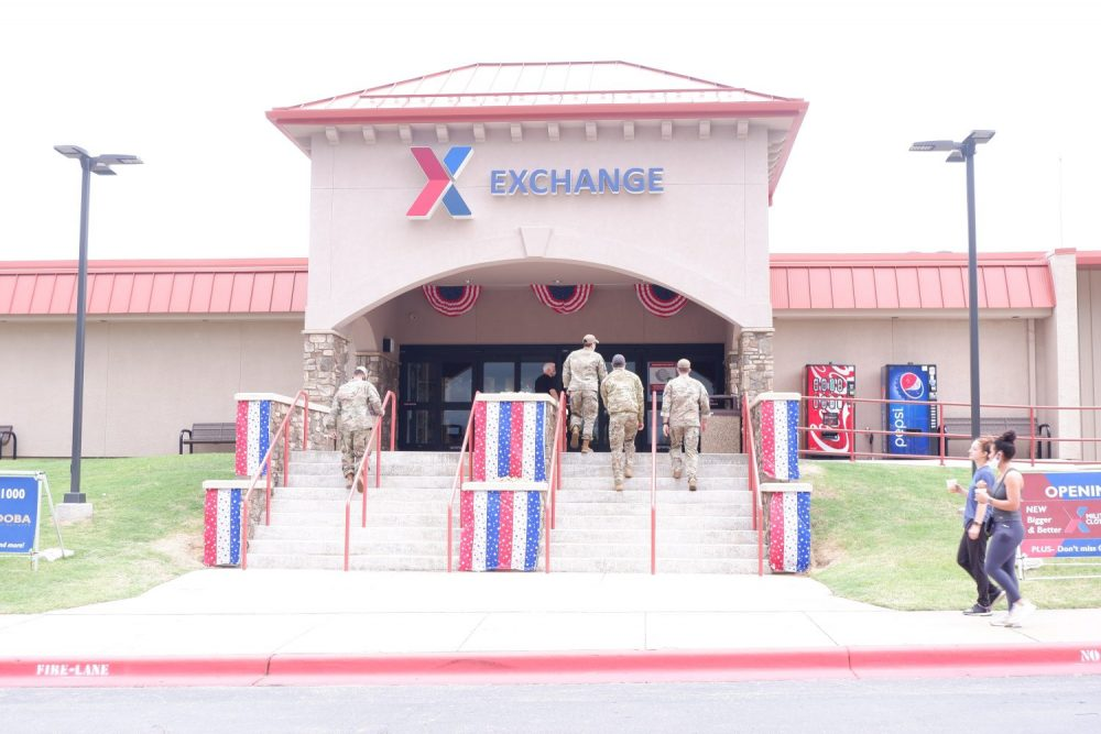 Fort Sill Shopping Center Upgrade