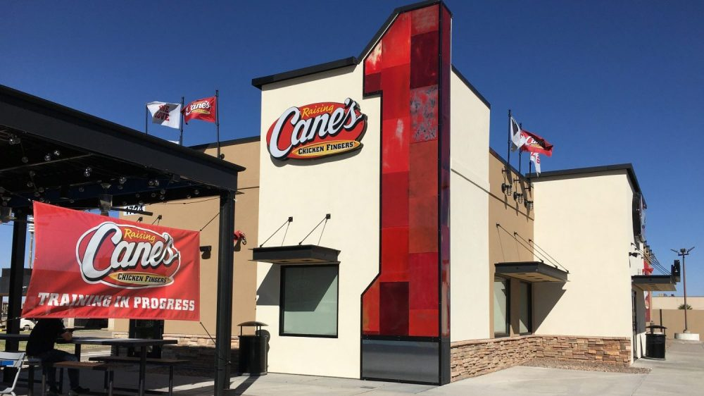 A new Raising Cane's Chicken Fingers location opened at Fort Bliss on Oct. 6. The restaurant, located at Bldg. 1724, Marshall Road, is the first Raising Cane's brought to an Army or Air Force installation by the Army & Air Force Exchange Service.