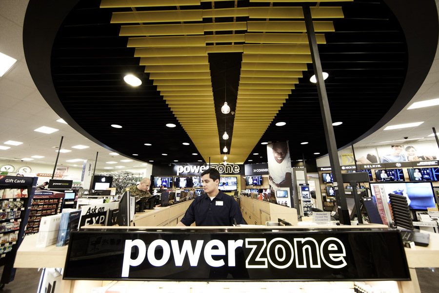 Power Zone associate